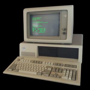 IBM XT 5160